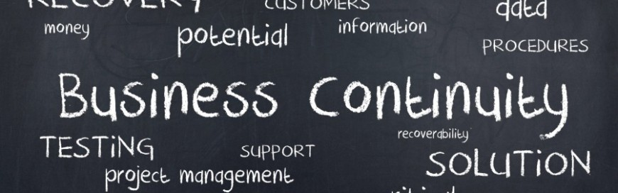 Business continuity terms defined